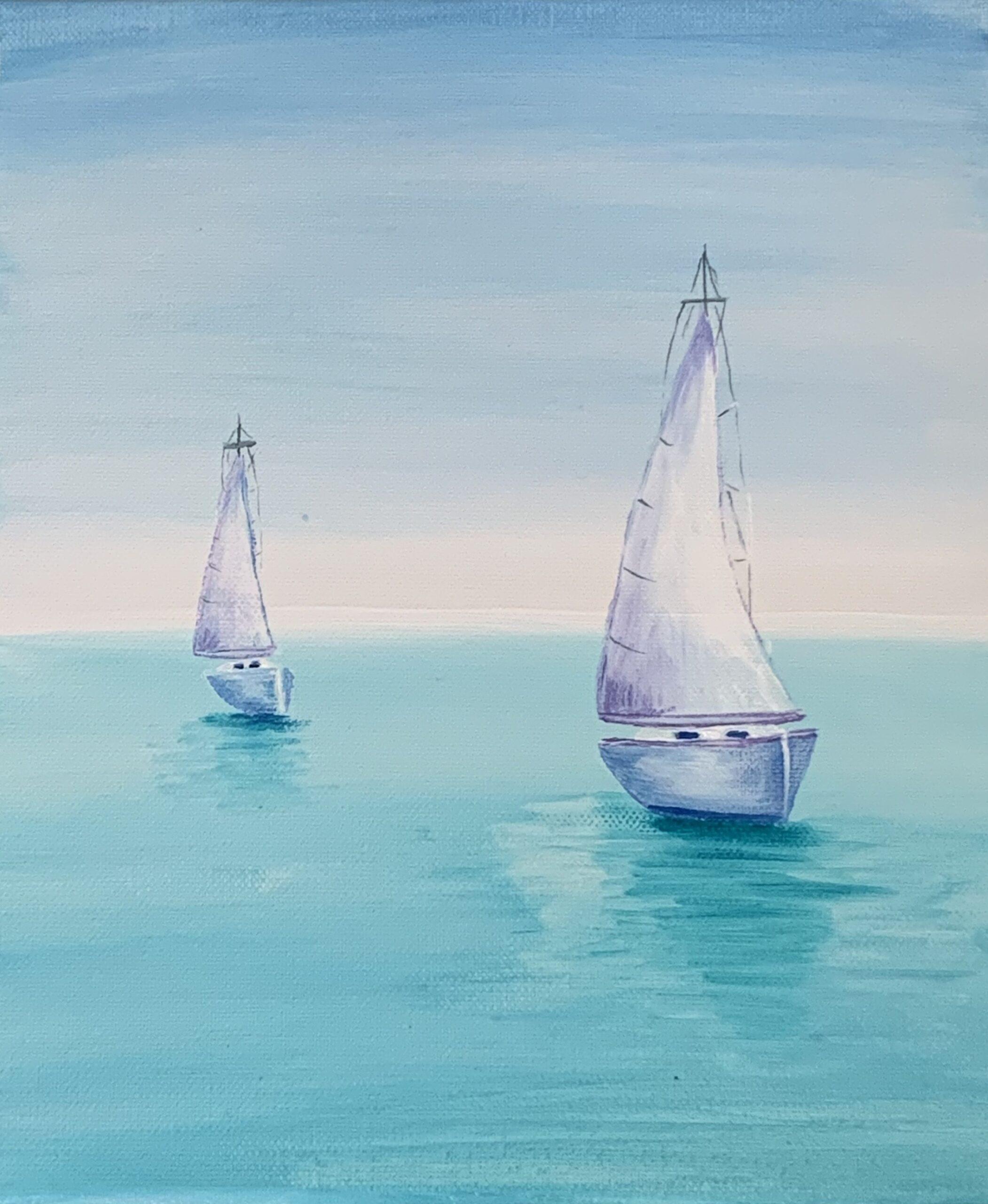 Twin Sailing